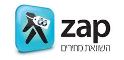 logo zap לוגו זאפ