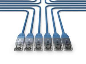 כבלים של אינטרנט
