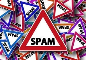 משלוח דואר ספאם